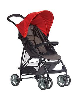 Graco Literider Travel System  Red