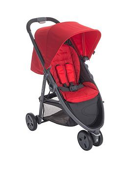 graco-evo-mini-stroller-red