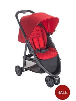 graco-evo-mini-stroller-red