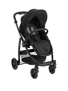 graco-evo-stroller-black-grey