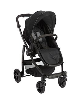 Graco Evo Stroller  Black Grey