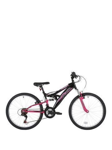 "Flite Ravine 24/"" Kids Hardtail Mountain Bike 60 cm"