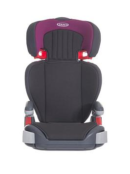 Graco Junior Maxi Group 23 Car Seat  Royal Plum