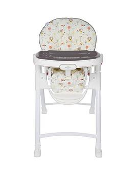 Graco Contempo Highchair Ted &Amp Coco
