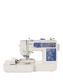 Brother Nv97E Embroidery Machine