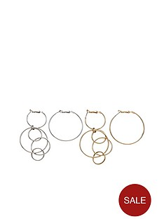 v-by-very-2-pack-miss-match-earring-set
