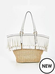 v-by-very-premium-fringed-beach-bag-whitenbsp