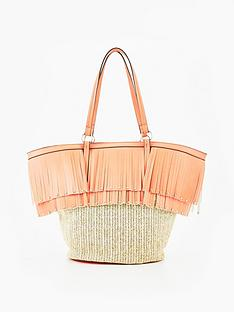 v-by-very-premium-fringed-beach-bag
