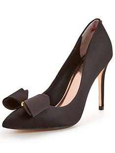 ted-baker-azeline-bow-court-shoe