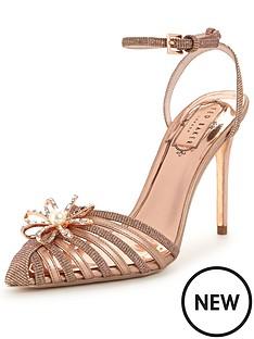 ted-baker-zhine-wedding-caged-heel-rose-gold