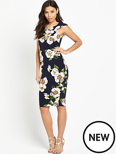 ax-paris-floral-off-shoulder-midi-bodycon-dress
