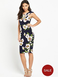 ax-paris-floral-off-shoulder-midi-bodycon-dress