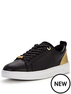 ted-baker-kulei-trainer-black