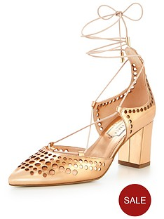ted-baker-xarelnbspcaged-block-heel-shoe-rose-gold