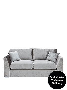 ideal-home-shimmer-2-seaternbspfabric-sofa
