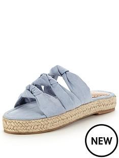 miss-kg-donna-bow-slip-on-sandal-blue