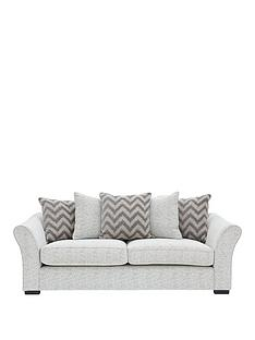 cavendish-chevron-3-seaternbspfabric-sofa