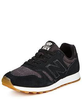 New Balance 373 Trainers  Black