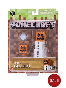 minecraft-snow-golem