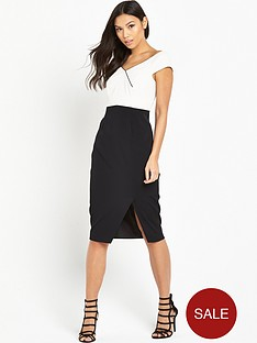 coast-esmae-colour-block-shift-dress