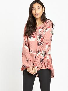 vila-virosalynbsplong-sleeve-top-rose-dawn