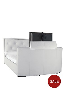 estates-double-tv-bed-800-pocket-mattress
