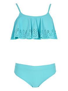 river-island-girls-blue-laser-cut-bikini-set