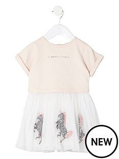 river-island-mini-mini-girls-sequin-unicorn-layered-dress