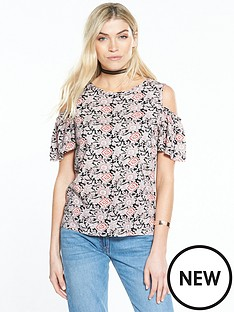 v-by-very-cold-shoulder-printed-viscose-top