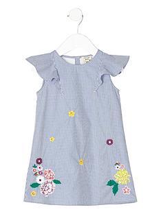 river-island-mini-mini-girls-blue-stripe-floral-ruffle-dress