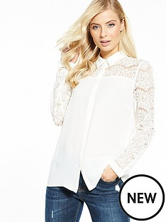 v-by-very-lace-insert-blouse