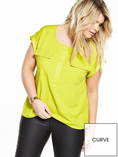 v-by-very-curve-curve-double-pocket-shell-top