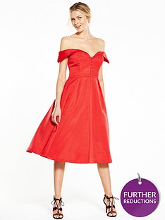 v-by-very-eyelet-bardot-prom-dress-red