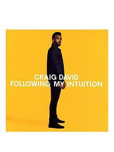 craig-david-following-my-intuition-cd