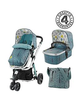 Cosatto Giggle 3 In 1 Pushchair  Fjord