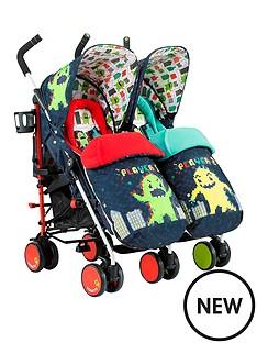 cosatto-supa-dupa-twin-stroller-monster-arcade