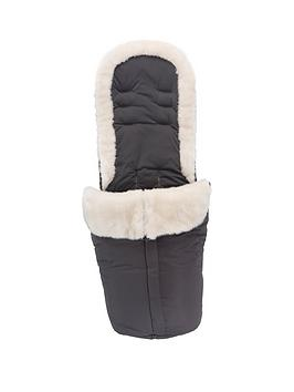 Silver Cross Luxury Stroller Footmuff