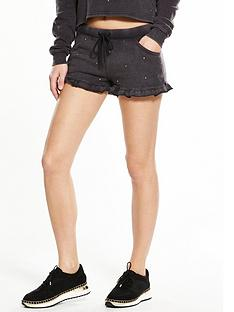 juicy-by-juicy-couture-knit-ruffle-track-short-pitch-black