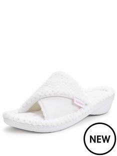 totes-isotoner-totes-popcorn-turnover-comfort-mule-slipper