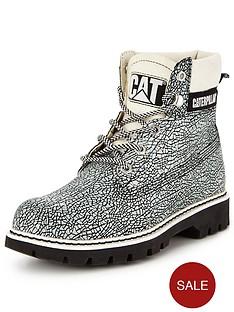 caterpillar-cat-lyric-black-crackle-ankle-boot