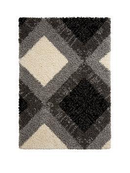 diamond-rug