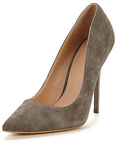 office-suede-pointed-toe-court-shoe
