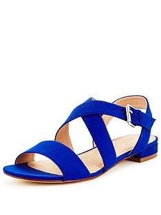 v-by-very-kristy-strappy-cross-over-sandal--cobalt-blue
