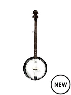 martin-smith-5-string-banjo