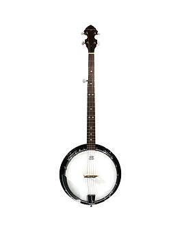 martin-smith-5-string-banjo