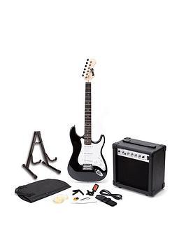 Rockjam Full Size Electric Guitar Super Kit