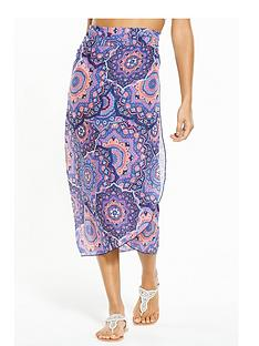 v-by-very-medallion-print-sheer-sarong
