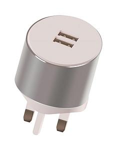 kit-platinumnbspdual-mains-charger-34anbspwith-twonbspusbnbspcharging-ports