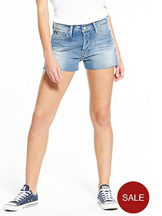 hilfiger-denim-denim-shorts