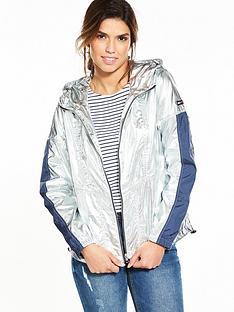 hilfiger-denim-metallic-jacket-silver